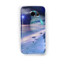 Space on the Beach Samsung Galaxy Case/Skin