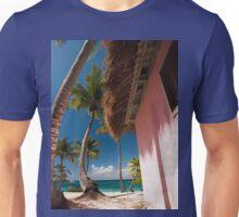 an amazing Dominican Republic landscape Unisex T-Shirt