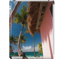 an amazing Dominican Republic landscape iPad Case/Skin