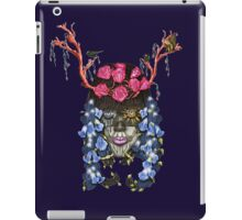 Nature's seed iPad Case/Skin