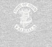 Sons of Odin Vikings Inspired One Piece - Long Sleeve