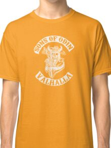 Sons of Odin Vikings Inspired Classic T-Shirt