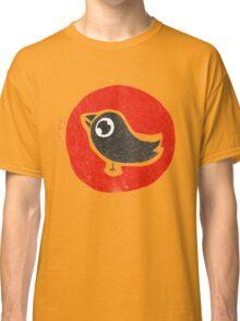 bird print T Classic T-Shirt