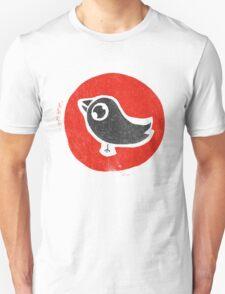 bird print T Unisex T-Shirt
