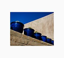 Blue Pottery on Wall T-Shirt