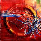 Connective Energy by Abstract D'Oyley