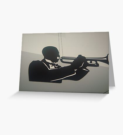 Louis Armstrong...... Greeting Card