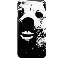 sketched dog iPhone Case/Skin