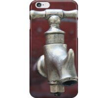 Alambic tap .... iPhone Case/Skin