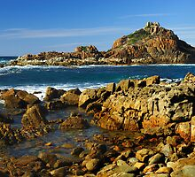 Mimosa Rocks National Park by Darren Stones