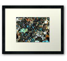 531 Framed Print
