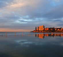 Cronulla Beach Awakens by Malcolm Katon