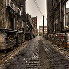 Sauchiehall Lane by Daniel Davison