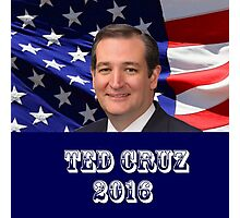 Ted Cruz for President 2016 Photographic Print