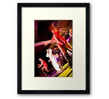 Kylie Minogue Tribute - NYE 09 - #3 Framed Print
