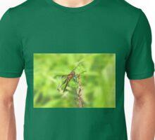 Widow Skimmer Dragonfly - Libellula luctuosa Unisex T-Shirt