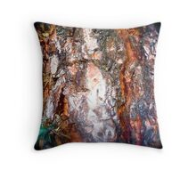 Every Tree tells a story #18 Throw Pillow