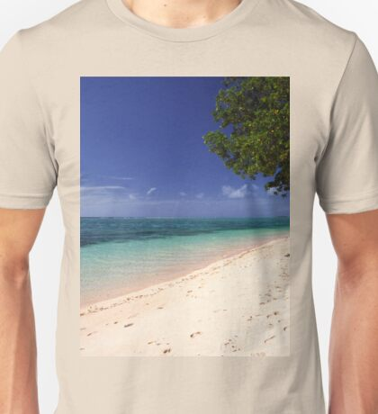 an unbelievable Marshall Islands landscape Unisex T-Shirt