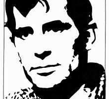 Jack Kerouac by furano