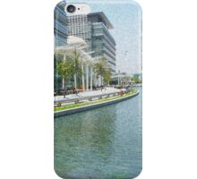 Nature and City iPhone Case/Skin