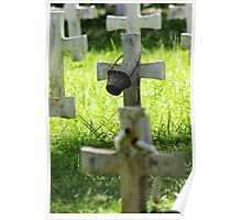 grave photography Poster