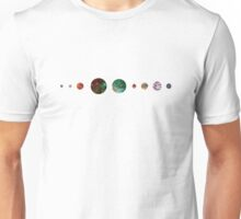 Another solar system Unisex T-Shirt