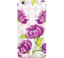 Flowers T-Shirt iPhone Case/Skin