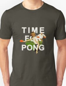 Time for Pong Unisex T-Shirt