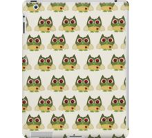 Colorful Owls iPad Case/Skin
