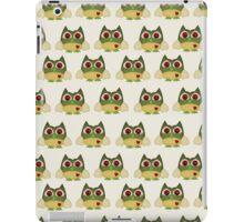 Colorful Owls iPad Case/Skin