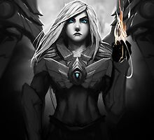 Kayle - League of Legends by Waccala