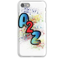 A to Z T-Shirt iPhone Case/Skin