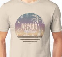 Sonic 2 - Casino Night Zone (Distressed) Unisex T-Shirt