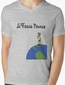 Le Frais Prince (Day) Mens V-Neck T-Shirt