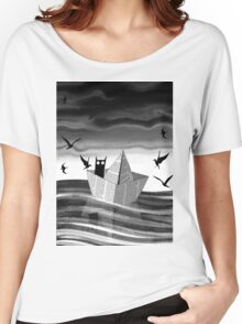 Paper Boat Women's Relaxed Fit T-Shirt