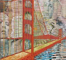 Golden Gate Bridge by Dan  McNay