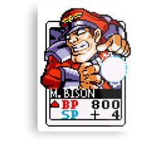 M. Bison Metal Print