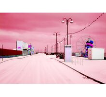 cleethorpes by:glenn goulding copyright Photographic Print