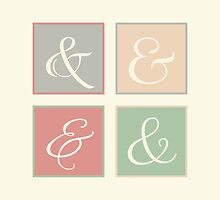 Ampersand Squares by SimplyPut