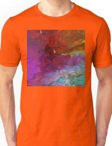 Deep Thoughts - Abstract  Art + Products Design  Unisex T-Shirt
