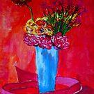 Helena's Art Gallery Calendar Year 2012 by Helena Bebirian