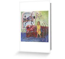Pandora Greeting Card