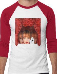 Brittany Murphy T-Shirt Men's Baseball ¾ T-Shirt