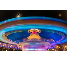 Spin With Dumbo the Flying Elephant Photographic Print