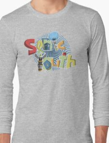 Sonic Youth Long Sleeve T-Shirt