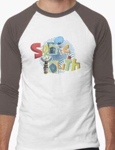 Sonic Youth Men's Baseball ¾ T-Shirt