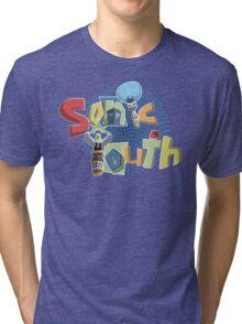 Sonic Youth Tri-blend T-Shirt