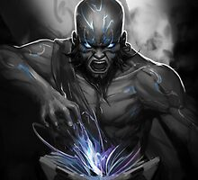 Ryze - League of Legends by Waccala