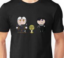 Geralt and Yen Unisex T-Shirt