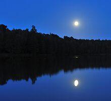 Moonrise by Kasia Nowak